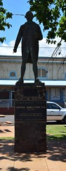 Captain Cook Statue - Waimea