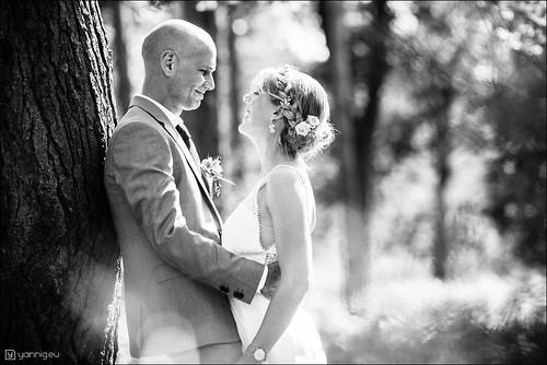 Huwelijk Sara & Karel