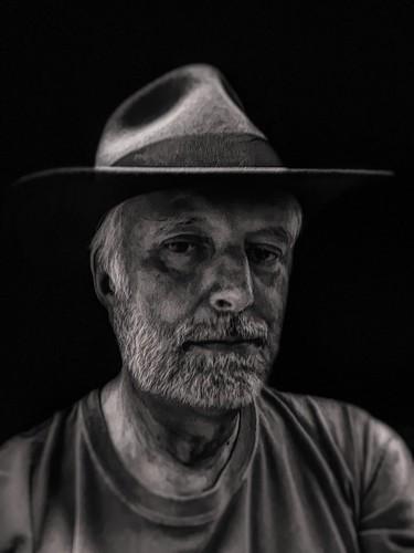 Self-Portrait: jcowboy