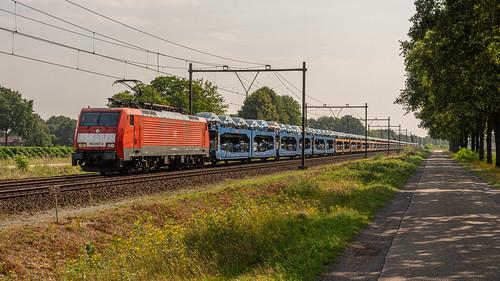 Hegelsom DBC 189 067 Ford trein 47732 Dillingen-Sloe