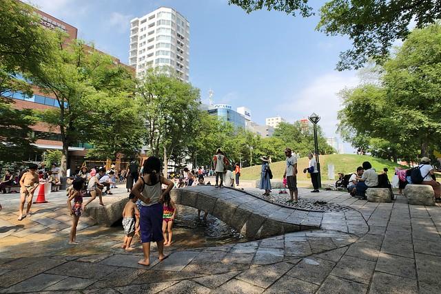 Photo:Sapporo Odori Park. By MIKI Yoshihito. (#mikiyoshihito)