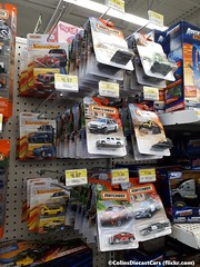 Diecasts at stores