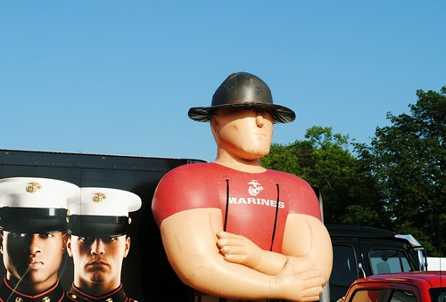 United States Marines - Wisconsin State Fair