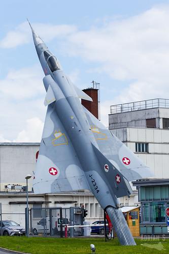 J-2334 Mirage III | LSMP | 29.05.2019