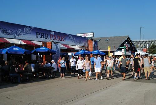 PBR Park - Wisconsin State Fair