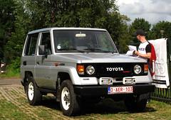 Toyota Land Cruiser 2.4 Turbo D