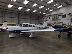 G-NJOY Piper Cherokee 28 (Private Owner)