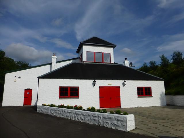 Edradour Distillery Scotlands smallest distillery