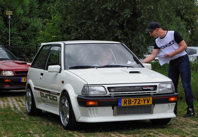 Photo:1986 Toyota Starlet 2.0 Turbo 246 hp By rvandermaar