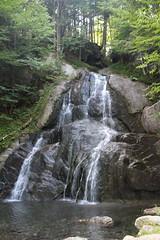 Moss Glenn Falls, Granville
