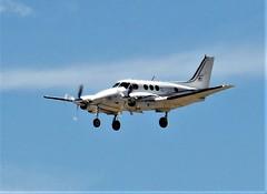 80819-11, N775DM  '78 Beech C90 King Air Turbo Prop