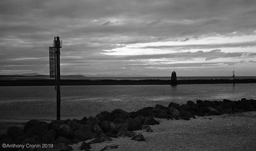 Sunset Irish Sea