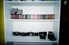 Cameras and video game cartridges