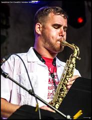 Saxophone Con-Clave@54. Heineken Jazzaldia