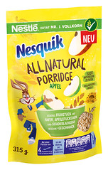 Nesquik All Natural Porridge - Apple