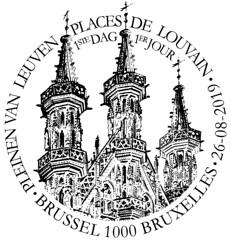 18 Leuven cachet