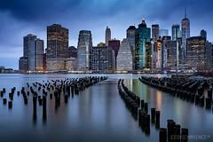 Manhattan Skyline - New York (US)