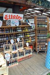 Ettal (54) - Spirituosen-Geschäft in der Ortsmitte - Dann zum Wohle