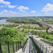 Edmonton Funicular / Frederick G Todd Lookout -  Looking down to the river