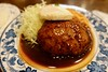 Photo:ミンチエッグ Hamburg Steak ¥1230 By Takashi H