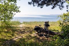 Bike trip break