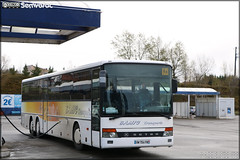 Setra S 319 UL – Bamic Transports - Photo of Gémil