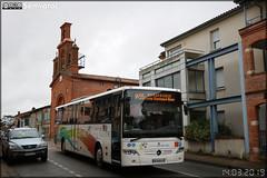 Mercedes-Benz Intouro – RDT 31 (Régie départementale de Transport de la Haute-Garonne) / Arc-en-Ciel n°6403