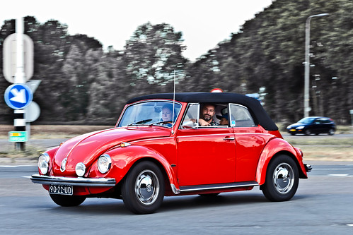 Volkswagen Typ 1 Beetle Cabriolet 1972 (8789)