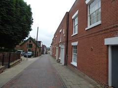 Dutch Quarter, Colchester