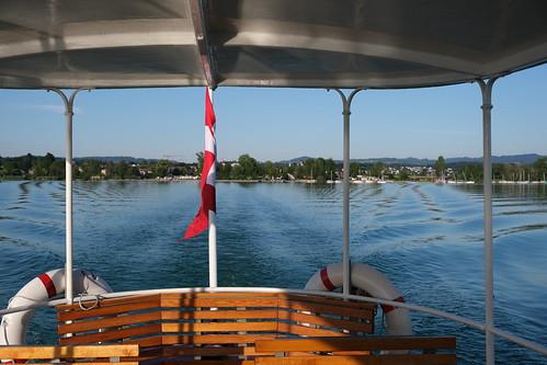 MV Heimat - Greifensee
