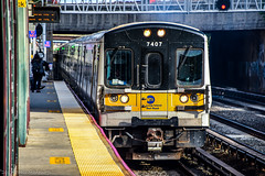 MTA Long Island Rail Road Bombardier M7 #7407