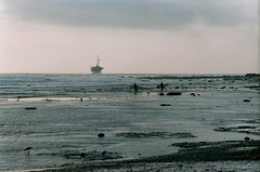Low Tide at Coal Oil Point