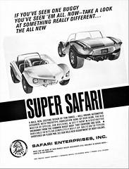 Super Safari Brochure