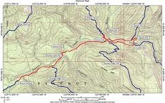 Siouxon Falls Hike
