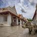 Monk Quarters, Wat Ratchasittharam Ratchaworawihan