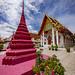 Purple Chedi, Wat Ratchasittharam Ratchaworawihan_