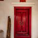 Door, Monk's Quarters, Wat Ratchasittharam Ratchaworawihan