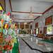 Altar and Offerings, Wat Ratchasittharam Ratchaworawihan