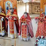Престольный праздник храма святого великомученика Пантелеимона станицы Нижнебаканской