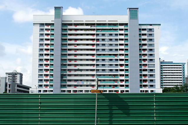 Singapore social housing