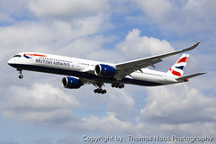 British Airways, G-XWBA