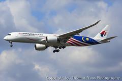 Malaysia Airlines, 9M-MAC : Malaysia Negaraku