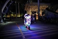 Light Parade 4_Marina Bay Night Image. Lumix DMC FZ1000. P1060482