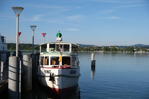 MV Heimat, Maur Greifensee