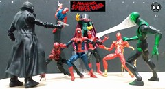 Image by lendasmarvel (135070709@N07) and image name Spider-Man 011 photo  about Spider Man Vs Mysterio