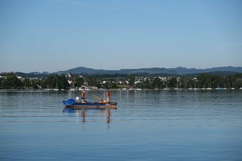 Summer in the city - Greifensee