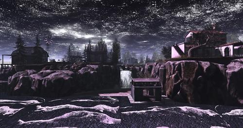 Under the Milky Way....