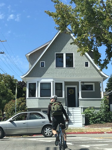 Peaked Roof House #36