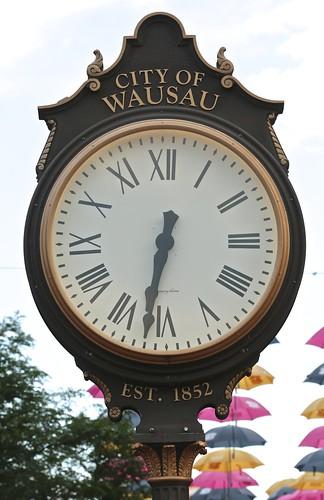 Wausau Clock