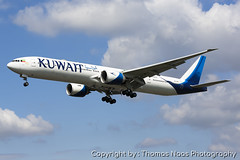 Kuwait Airways, 9K-AOD